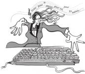 Initiation à l'informatique et à l'écriture