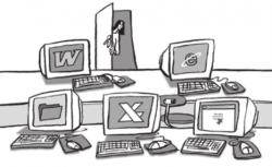 Informatique, traitement de documents et logique